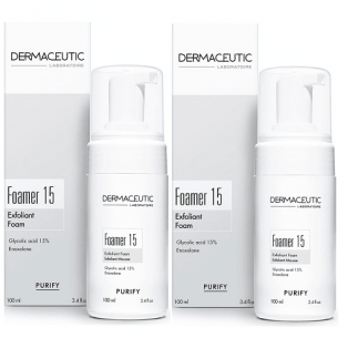 Dermaceutic Foamer 15 Duo Kit
