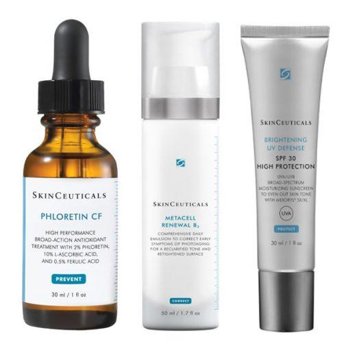 Antioxidanten kit pigmentgevoelige huid
