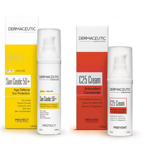 Dermaceutic antioxidanten kit