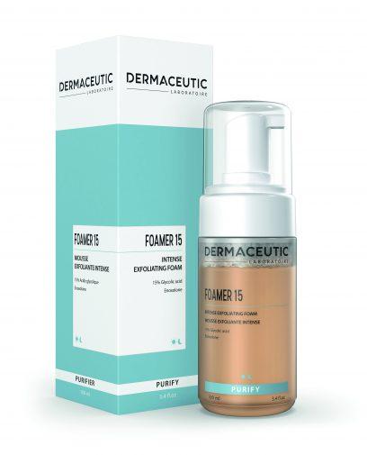 Dermaceutic Foamer 15 - Exfoliant met glycolzuur